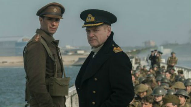 """Dunkirk"" victorious at the box office with $50.5 million weekend"