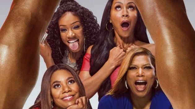 """Girls Trip"" Co-Star Kofi Siriboe has ""the hugest crush"" on co-star Jada Pinkett Smith"