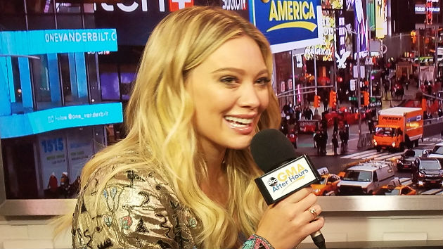 Hilary Duff's L.A. home burglarized while she and son vacationed in Canada