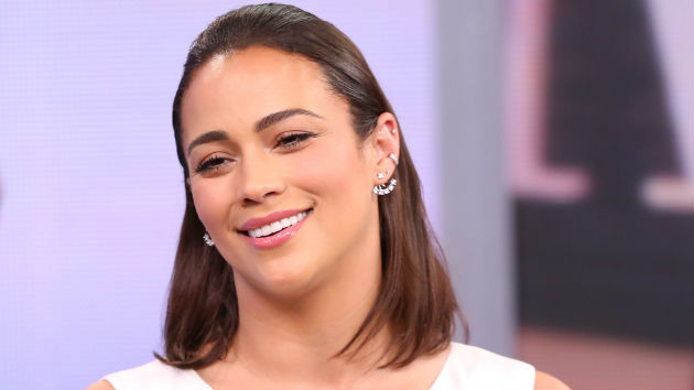 "Paula Patton says her new ABC drama ""Somewhere Between"" is quite a ""ride"""