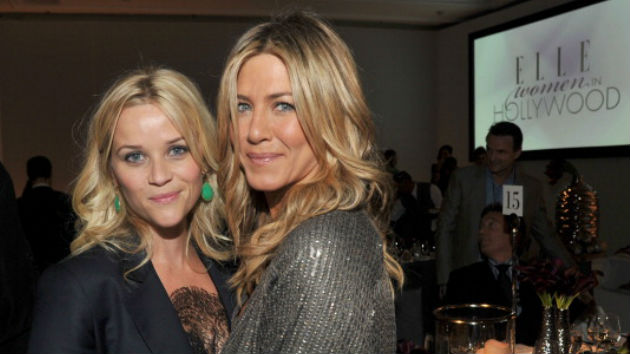 Report: Jennifer Aniston and Reese Witherspoon set to appear in drama about network morning shows