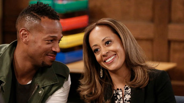 "Marlon Wayans praises ""Marlon"" co-star Essence Atkins and their longstanding chemistry"