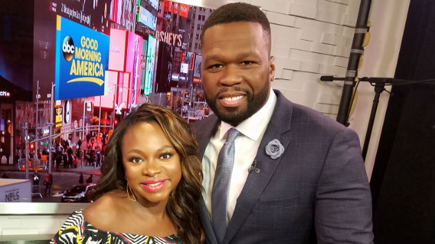 "50 Cent says he leaked the ""Power"" episodes"
