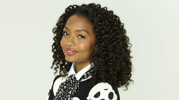 "Yara Shahidi dishes on her upcoming spin-off ""Grown-ish"""