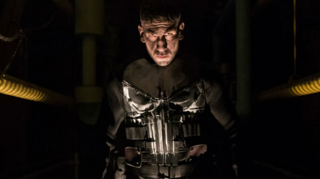 Marvel's 'The Punisher' debuts on Netflix