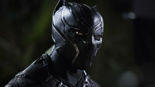 """Black Panther"" buries ""Tomb Raider,"" spends fifth week at number one with $27 million weekend"