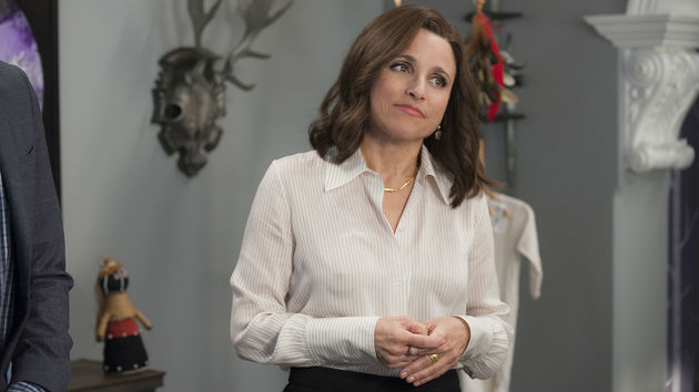 """Julia Louis-Dreyfus is """"ready to rock"""" post cancer surgery"""
