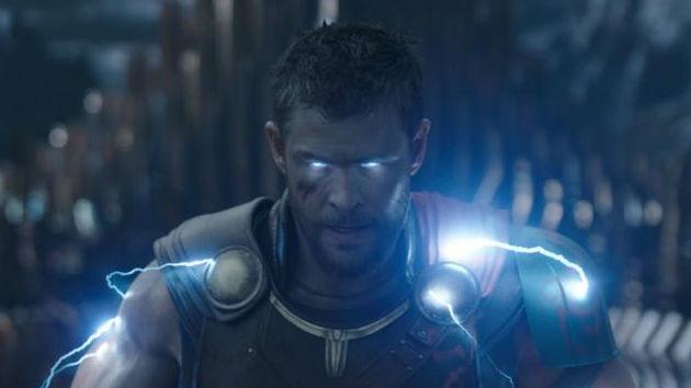 "Jack Black challenges Chris Hemsworth to a ""battle of the jams"" over Led Zeppelin song in ""Thor: Ragnarok"""