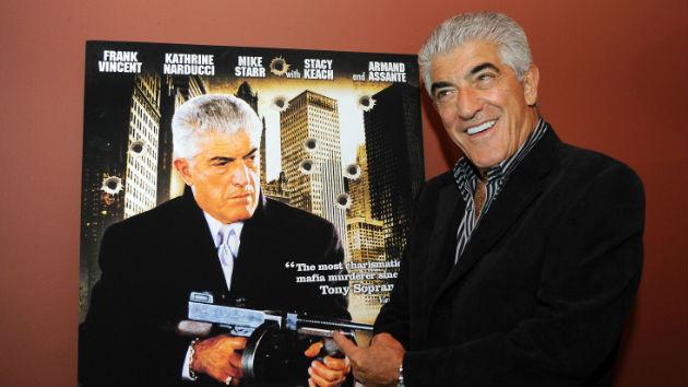 """""""Sopranos"""" & """"Goodfellas"""" actor Frank Vincent, dead at 80"""