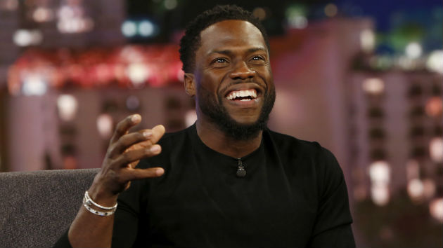 Kevin Hart responds to criticism over newborn's