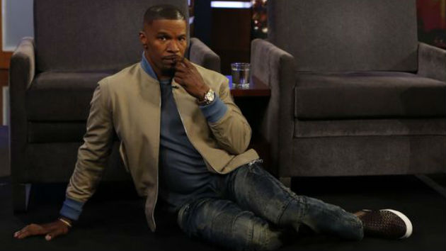 Jamie Foxx parties hard, tips harder in NYC