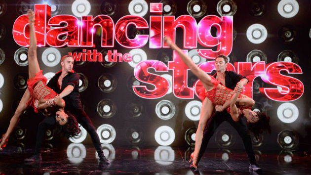 "Backstage, ""Dancing with the Stars"" contests are pumped up after season premiere"