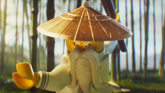 """The LEGO NINJAGO Movie"" wants a piece of the box office this weekend"
