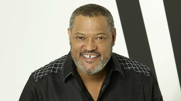 Laurence Fishburne and Gina Torres call it quits