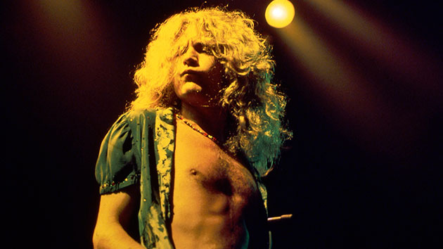 AXS TV offers a day full of Led Zeppelin Saturday