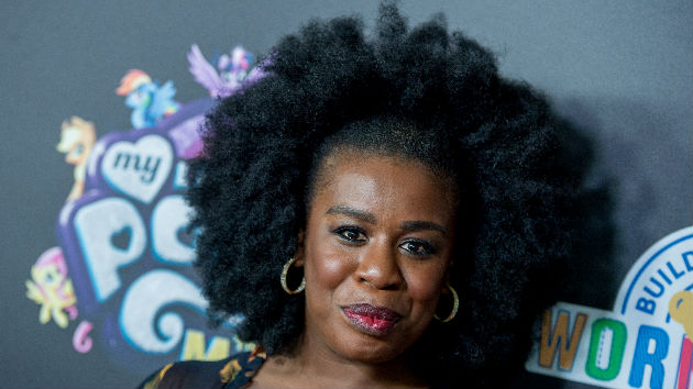 """OItNB"" Emmy winner Uzo Aduba, Lee Daniels, and Diddy show support for #taketheknee protest"