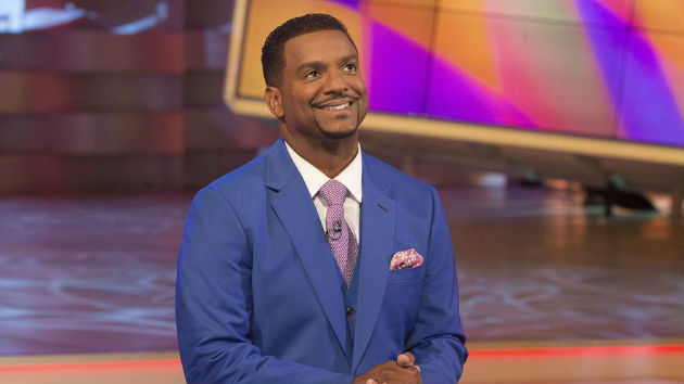"""Please don't ask Alfonso Ribeiro to dance the """"Carlton"""""""
