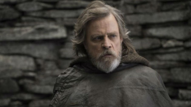 "Fans freak out as the real Luke Skywalker crashes ""Star Wars"" ride at Disney"