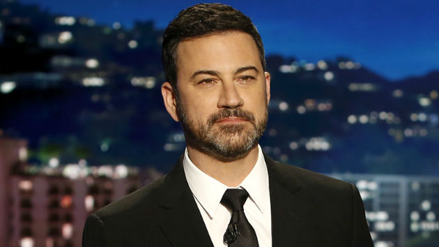Jimmy Kimmel delivers passionate monologue about gun control