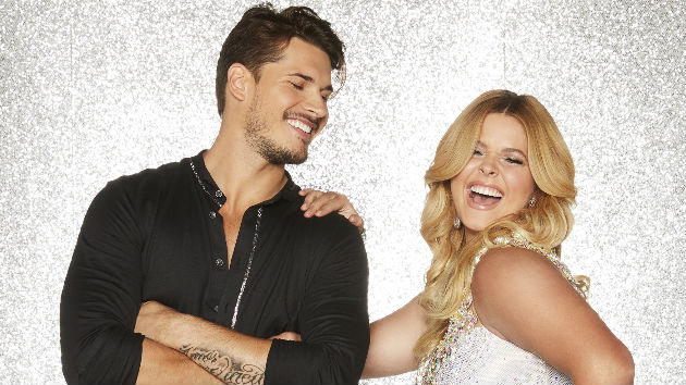 """""""Dancing with the Stars"""" recap: On Disney night, Jordan gets the first perfect score of the season and Sasha goes home"""