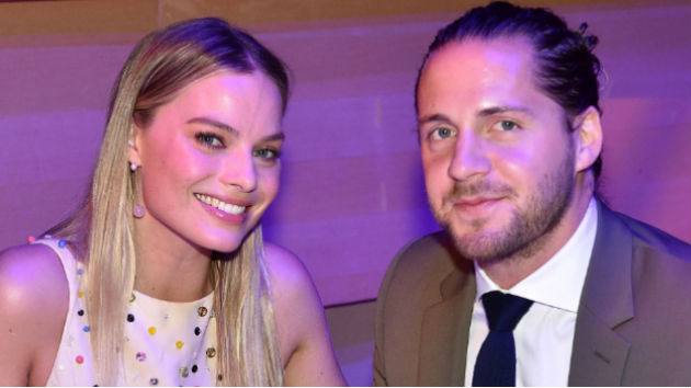 Has Margot Robbie been secretly married for three years?
