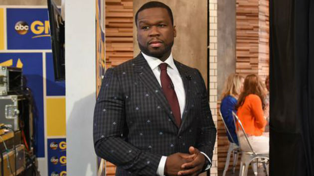 "Tune in: 50 Cent enlists his ex Vivica A. Fox for couple's therapy on ""50 Central"""