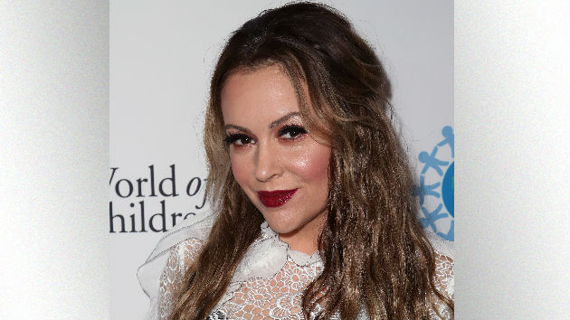 "Alyssa Milano on the #MeToo campaign: ""We are going to be vocal until this stops"""