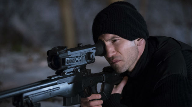 "Marvel's ""The Punisher"" gets reloaded for second season"