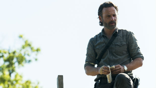 """The Walking Dead"" turns 100 -- Season 8 premiere is this Sunday"