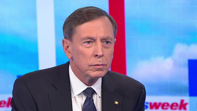 Petraeus: US military protects Americans' right 'to criticize us'