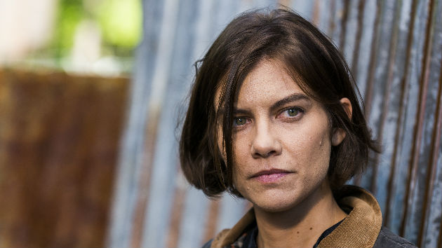 "Lauren Cohan says Maggie's back for season 9 of ""The Walking Dead"""