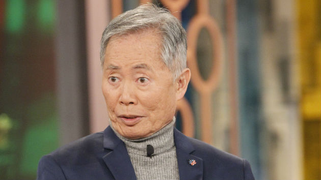 "Oh my: ""Naughty gay grandpa"" George Takei apologizes for joking about ""touching men"" without consent"
