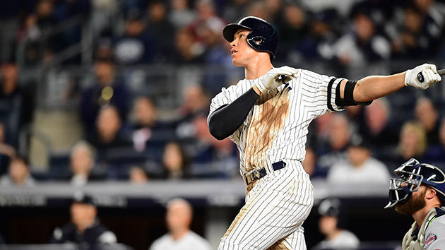 Yankees' Judge has shoulder surgery, should be ready by camp