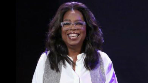 Oprah to be honored with Cecil B. de Mille Award at Golden Globes