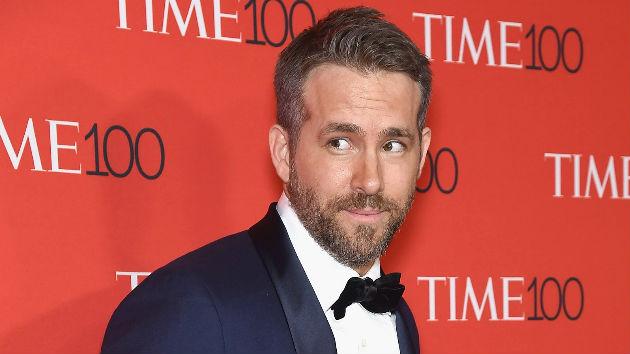 "Ryan Reynolds to star in live-action ""Pokemon"" movie"