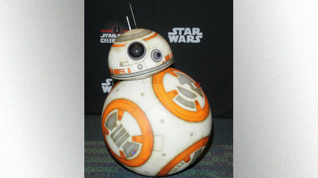 Spin Master's BB-8 is the droid you're looking for