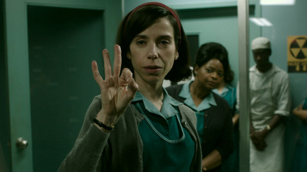 """The Shape of Water"", ""Three Billboards"" among leading nominees for 90th Annual Academy Awards"