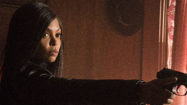 """""""Proud Mary"""" lead Taraji P. Henson declares """"time is up"""" for male domination of action movies"""