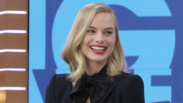 Margot Robbie looking to move to the director's chair