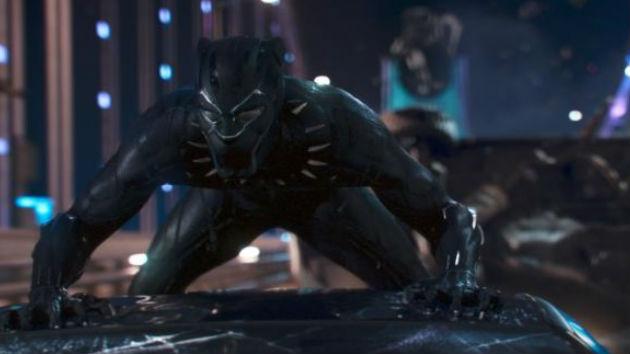 Black and gold: 'Black Panther', 'BlacKkKlansman' and black Hollywood score major Oscar nods