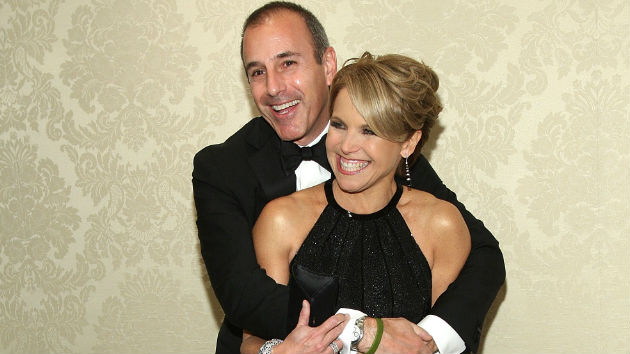 "Katie Couric breaks silence about Matt Lauer scandal: ""The whole thing has been very painful for me"""