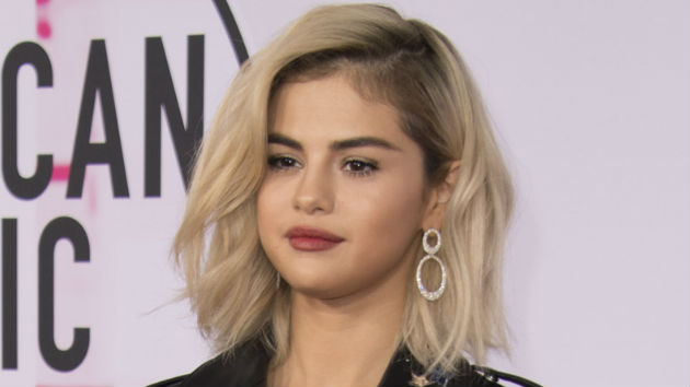 "Selena Gomez made donation to Time's Up that ""far exceeded"" Woody Allen film salary, source says"