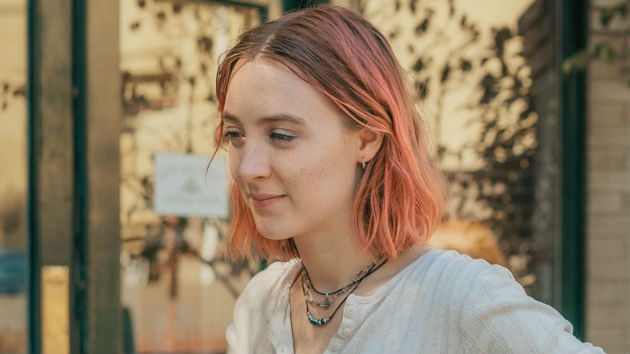 """Lady Bird"" star chooses this Grammy-winning superstar on ""Who'd You Rather?"""
