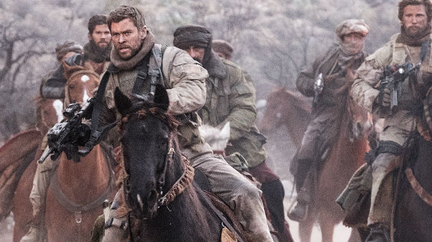 """12 Strong"" and ""Den of Thieves"" among this week's new releases"