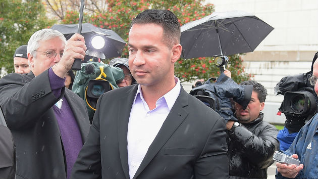 "Mike ""The Situation"" Sorrentino and his brother plead guilty to tax evasion charges"