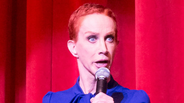 Kathy Griffin: 'When I'm dead, I'll Be a Legend'
