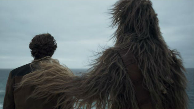 """""""Solo: A Star Wars Story"""" lands in theaters"""