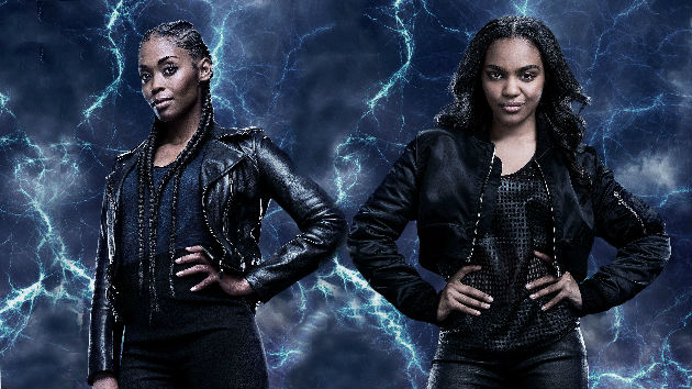 """Black Lightning"" stars Nafessa Williams and China Ann McClain discuss the show's ""realism,"" which ""hopefully can spark change"""