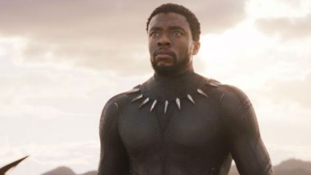 """""""Black Panther"""" star Chadwick Boseman discusses the importance of Black History Month"""