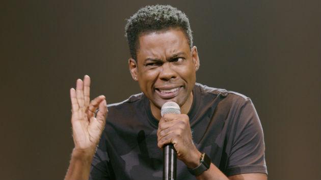 """Tamborine,"" Chris Rock's comedy special premiere for Netflix, now live"